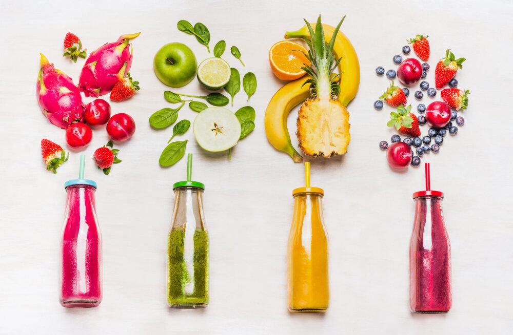 Toitumisnõustaja: puuviljades sisalduv suhkur ei tee paksuks!