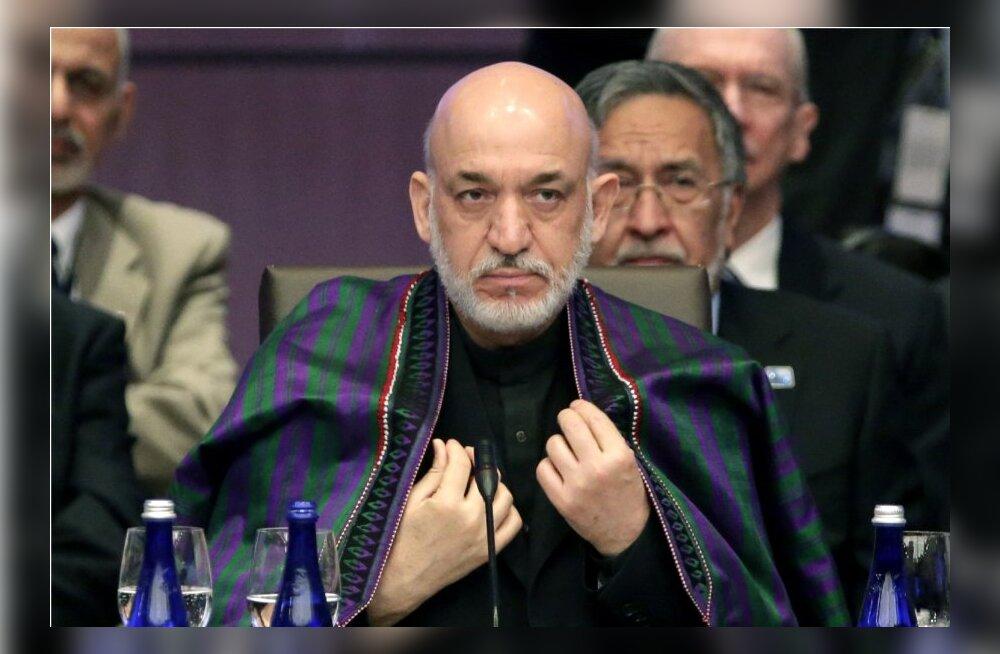 Karzai: Taliban pole võimeline Afganistani tagasi vallutama