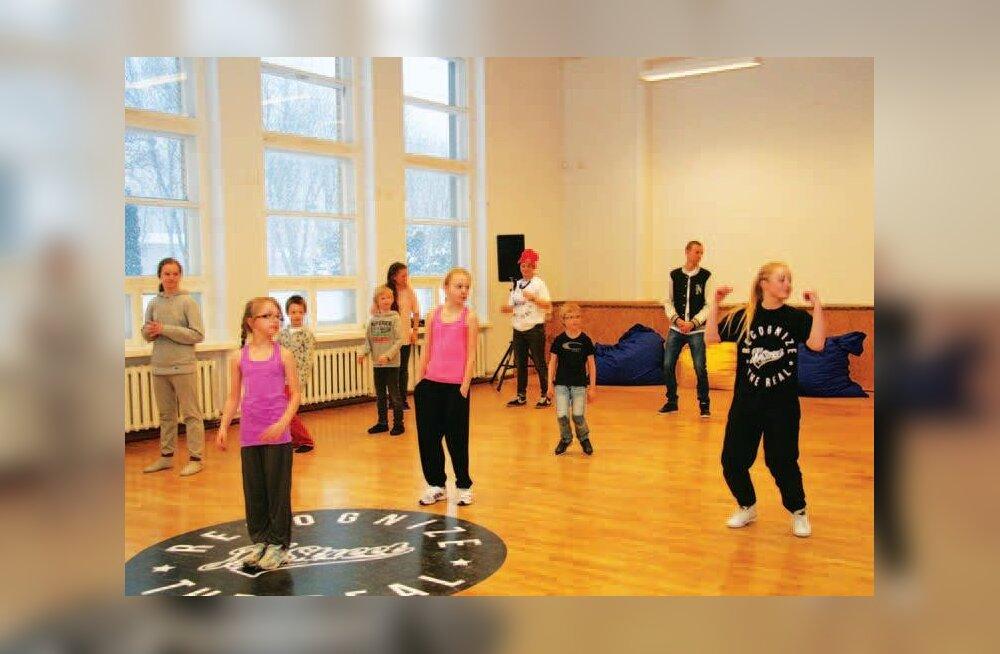 Tabasalus avas uksed Eesti populaarseim tänavatantsukool