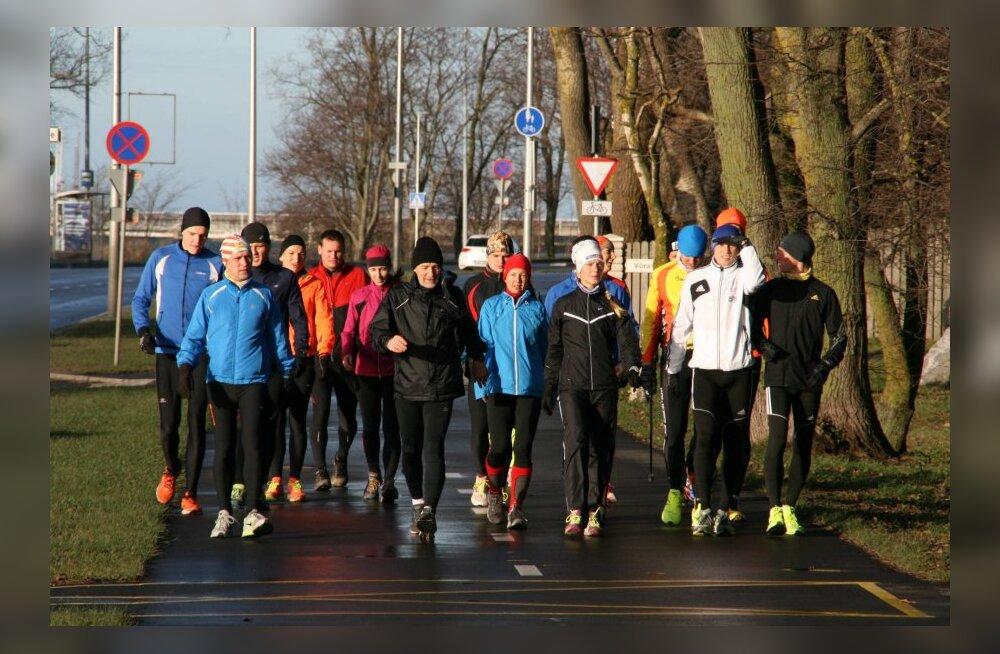 Jooks ja matk Viimsi poolsaarel 2013. aastal
