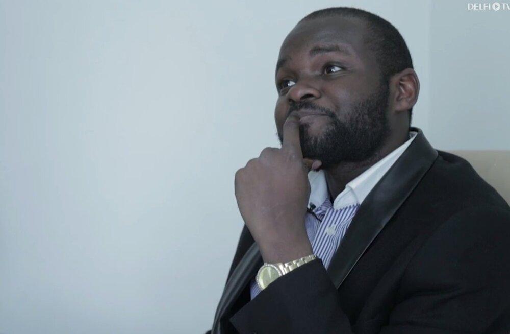 VIDEO | Sarmikas kamerunlane pettis eestlannadelt raha välja