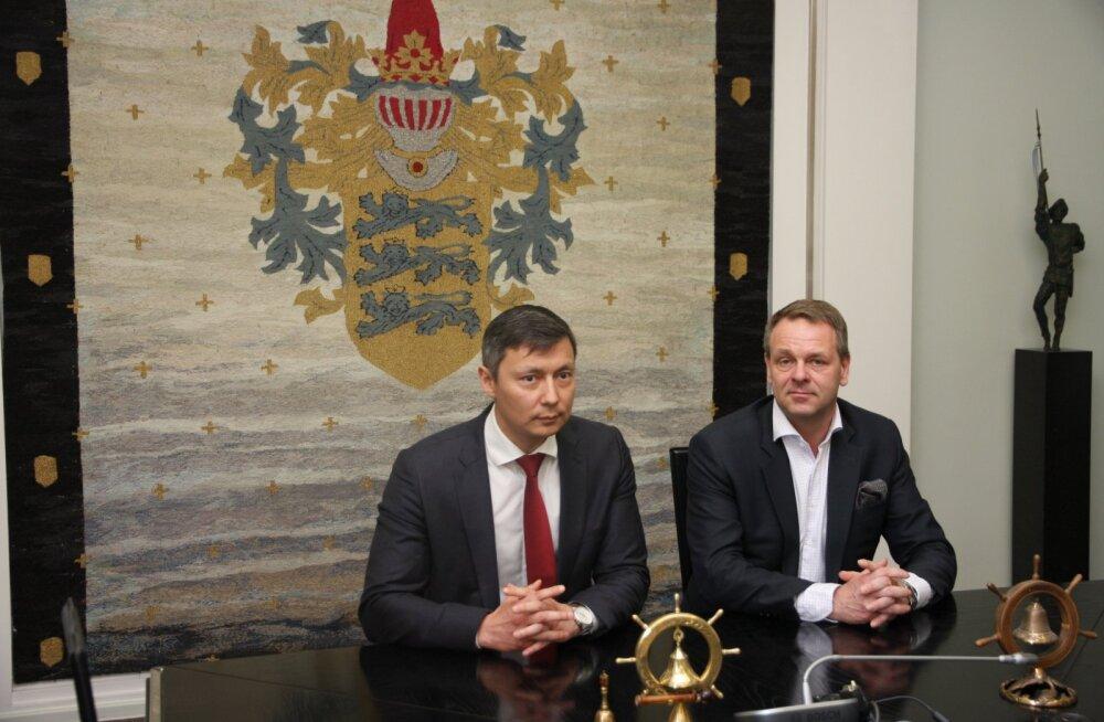 Мэры Таллинна и Хельсинки договорились развивать совместный туристический рынок