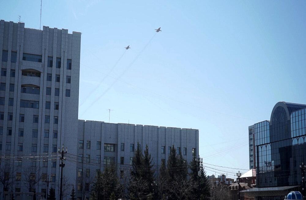Россия начала строительство первого стратегического стелс-бомбардировщика
