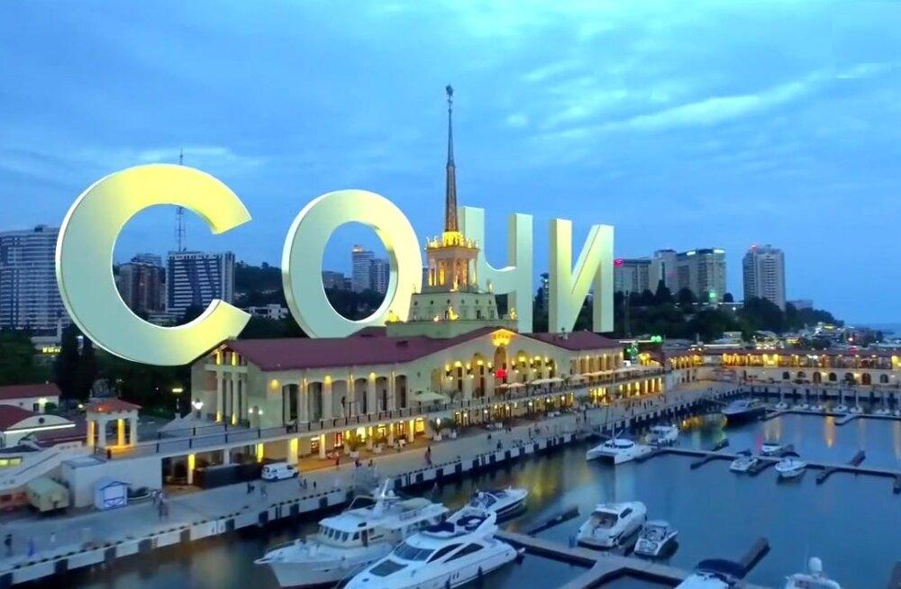 В 2016 Сочи побил рекорд советских времен по числу туристов