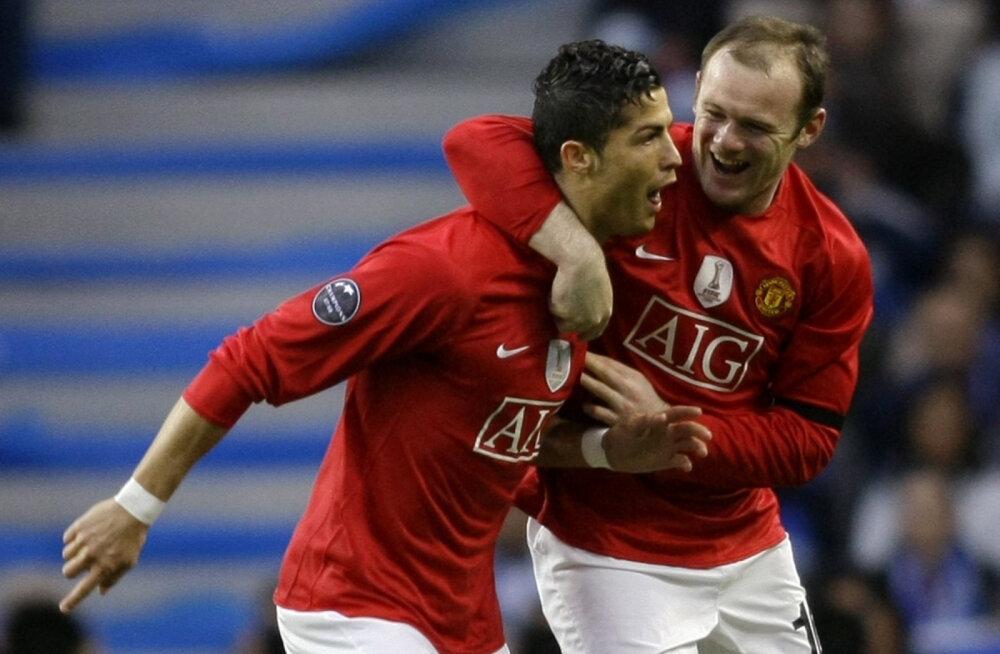 Wayne Rooney: Lionel Messi või Cristiano Ronaldo toomine võistkonda ei päästaks Manchester Unitedit