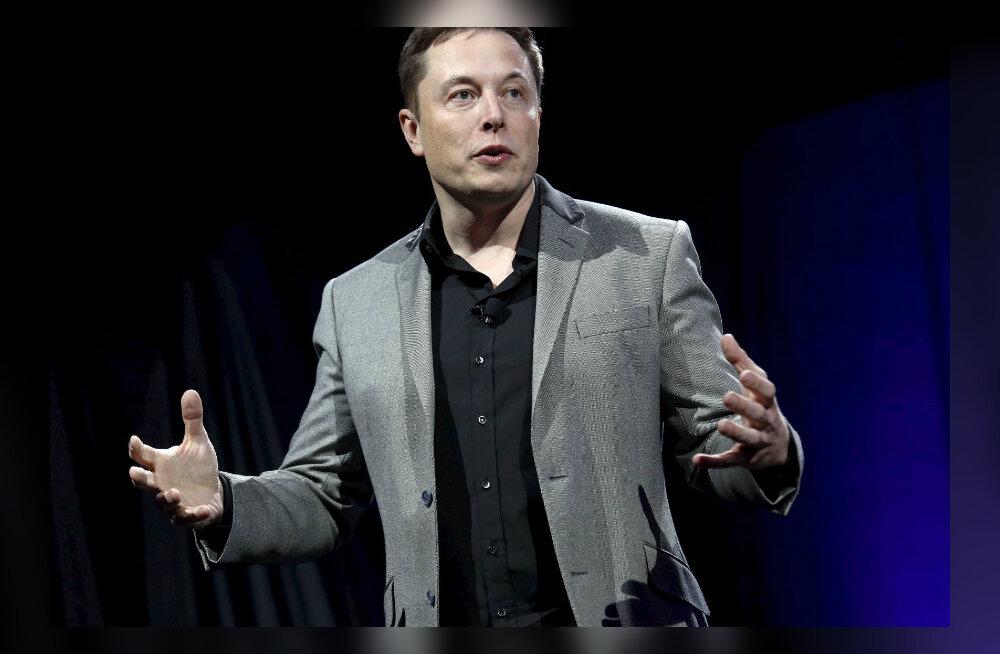 Ettevõtja Elon Musk kardab, et Google'i robotite armee võib kogemata vaenulikuks muutuda