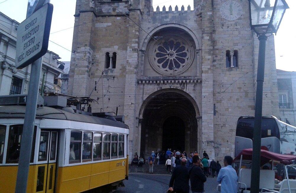 Jalgsi Lissabonist Santiago de Compostelasse, 4. lugu: esimene päev palverännakut ehk äkki ma ikka lähen rongiga?