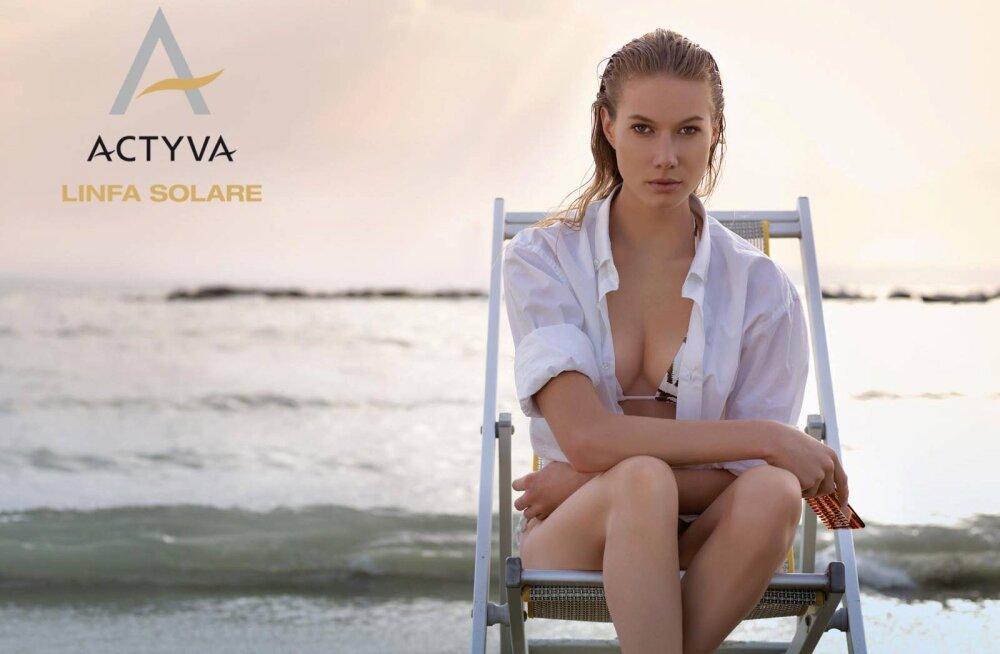 Kuidas kaitsta juukseid soolase merevee ja kuuma päikese eest