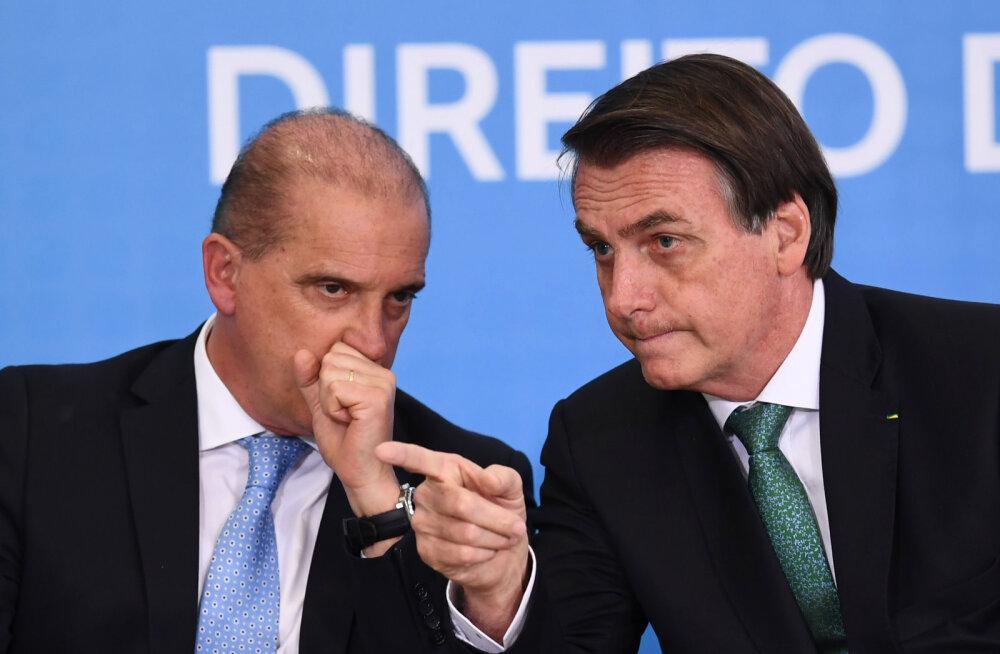 Brasiilia lükkas G7 tulekahjuabi tagasi ja soovitas selle asemel Euroopa taas metsastada