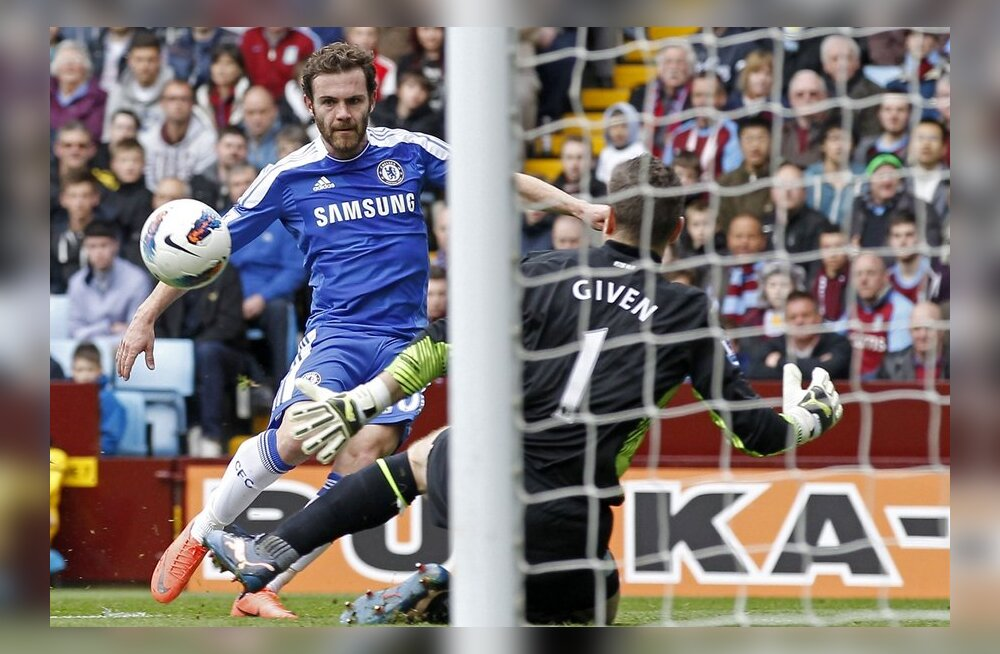 Juan Mata (Chelsea)