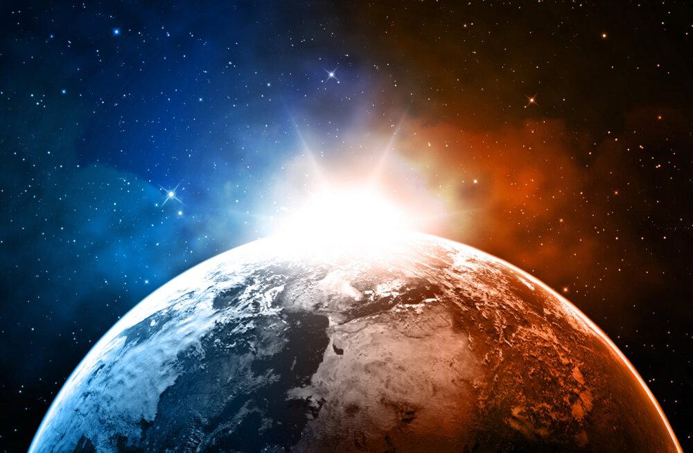 Veerandil Päikese moodi tähtedest on Maa moodi planeet