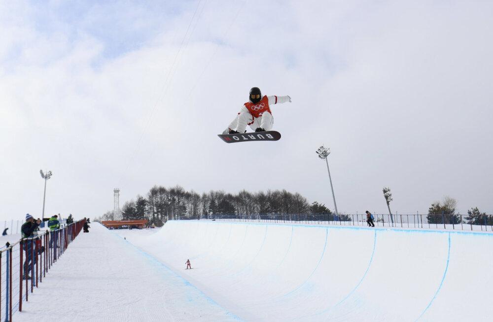 Talimänge võõrustav Pyeongchang on oma laiuskraadil kõige külmem koht maailmas