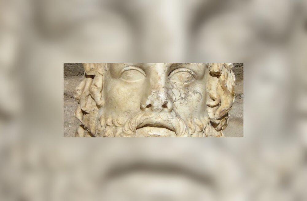 Peajumal Zeusi sünnipaik leitud?