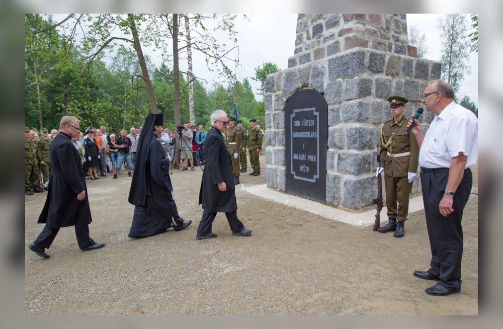 Riigiküla lahingu mälestusmärgi taasavamine
