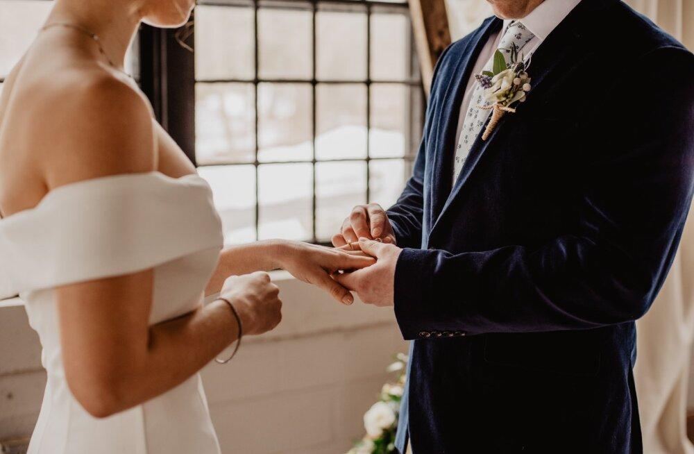Petetud petja soovitus paaridele: võtke abiellumist kui äriprojekti ja elu muutub kohe lihtsamaks!