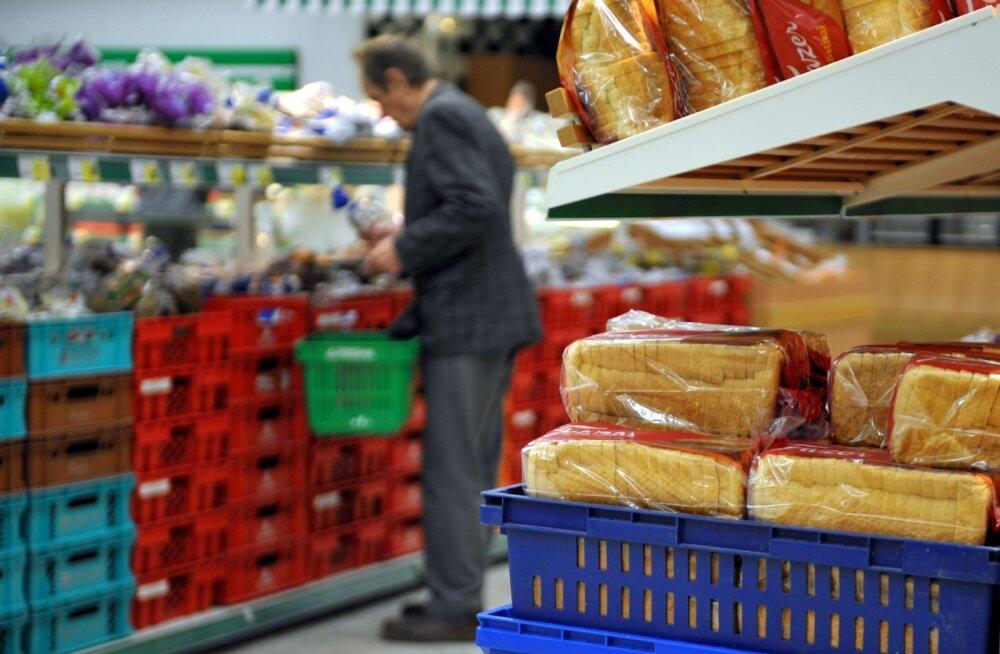 KÜSITLUS | Millistest toiduainetest olete kõrgete hindade tõttu loobunud?