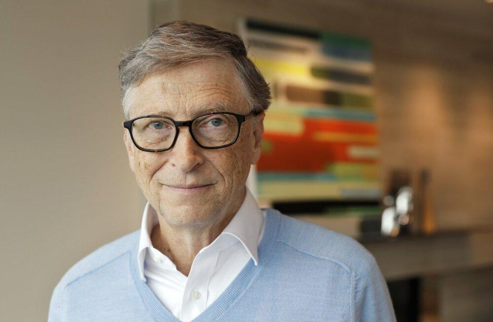 Bill Gates: uus majanduskriis ei jää tulemata