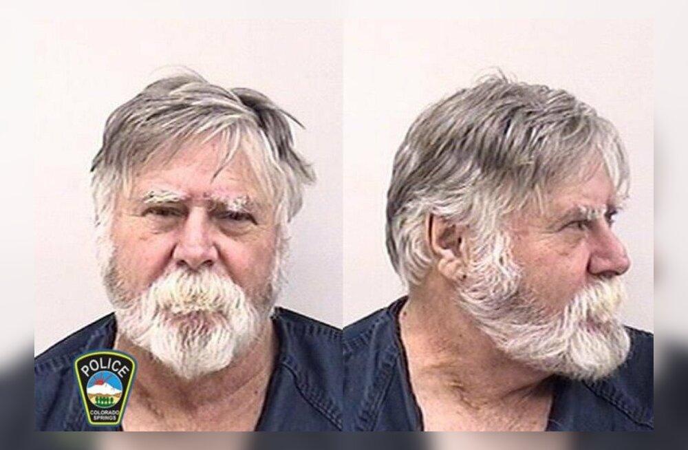 """Ограбивший банк американец разбросал деньги на улице с криком """"Счастливого Рождества!"""" И зашел в Starbucks, чтобы дождаться ареста"""