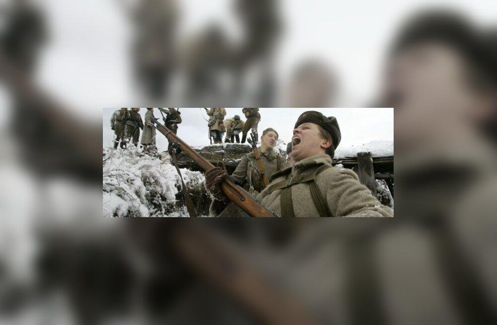 TV3: Valgas korraldati sõjaajaloo päevad