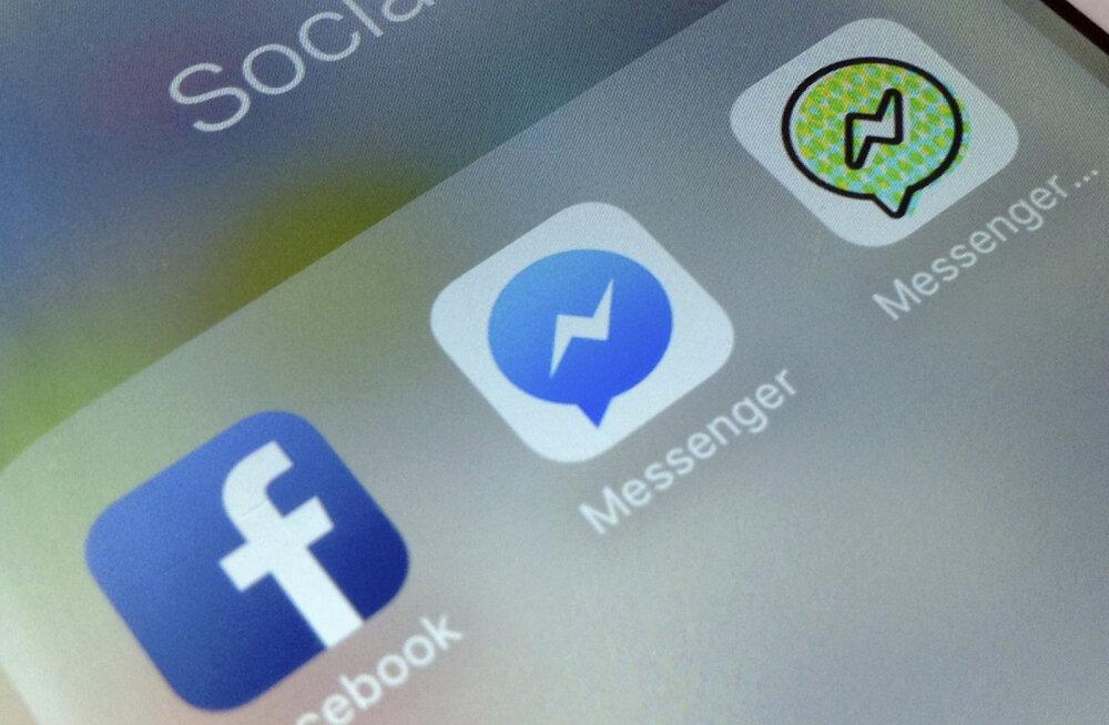 Messenger saab kasuliku lisavõimaluse, mis suhtlusteenuse veel lahedamaks muudab