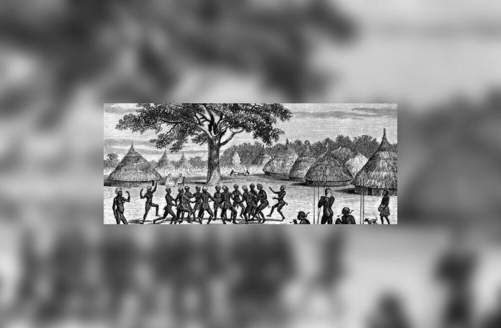 Inimkond põlvneb kahesajast Aafrika neegrist