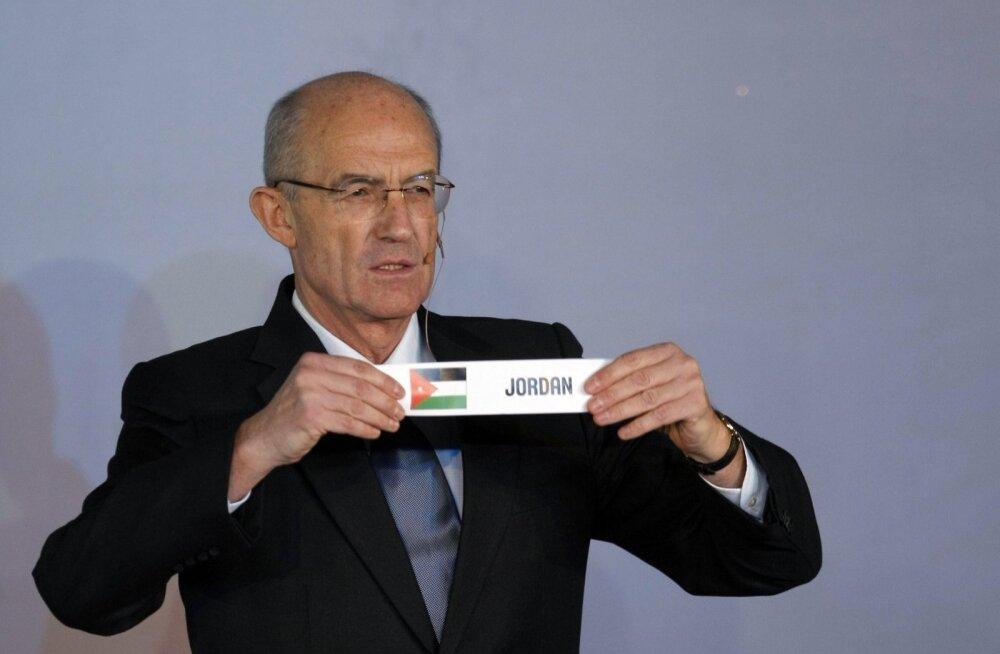 FIBA kauaaegne ametnik Lubomir Kotleba