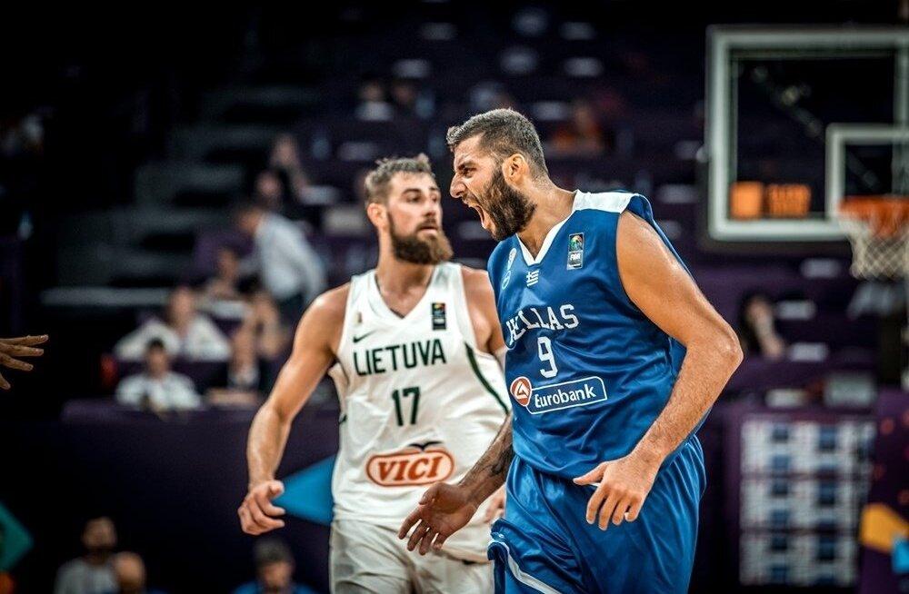 Leedu - Kreeka