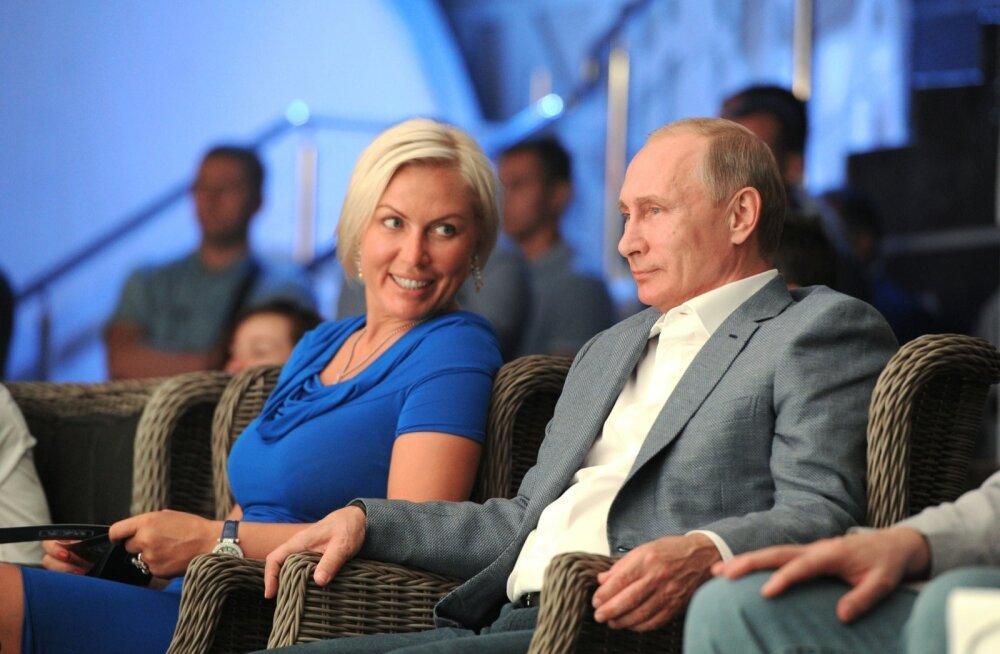FOTOD: Putini uus armuke on kuulujuttude järgi endine naiste poksitšempion hüüdnimega Kuvalda