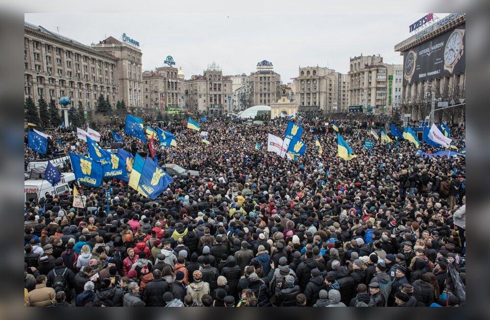 Moskva eriüksuslased teatasid, et neid valmistatakse ette sõiduks Kiievisse