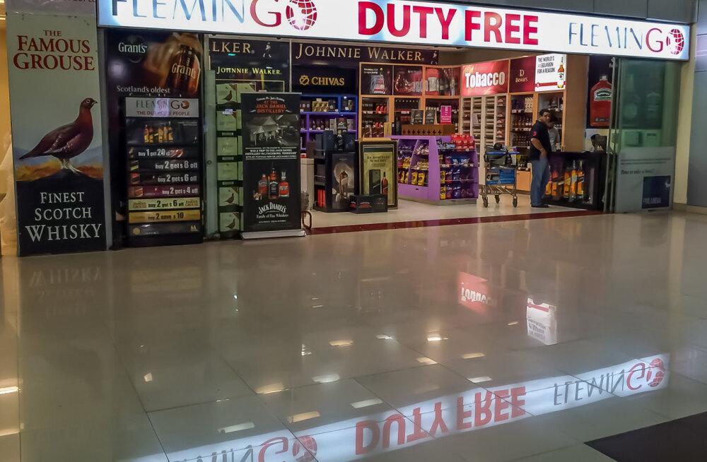 Действительно ли покупки в магазинах Duty-free по-прежнему выгодны?