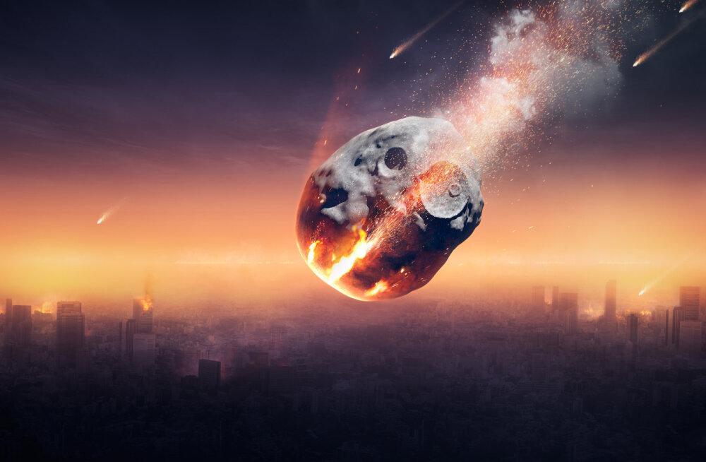 Eesti Asteroidipäev toimub pühapäeval Teletornis