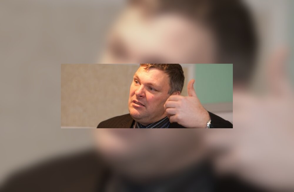 ФОТО: Померантс встретился в Нарве с русскими журналистами