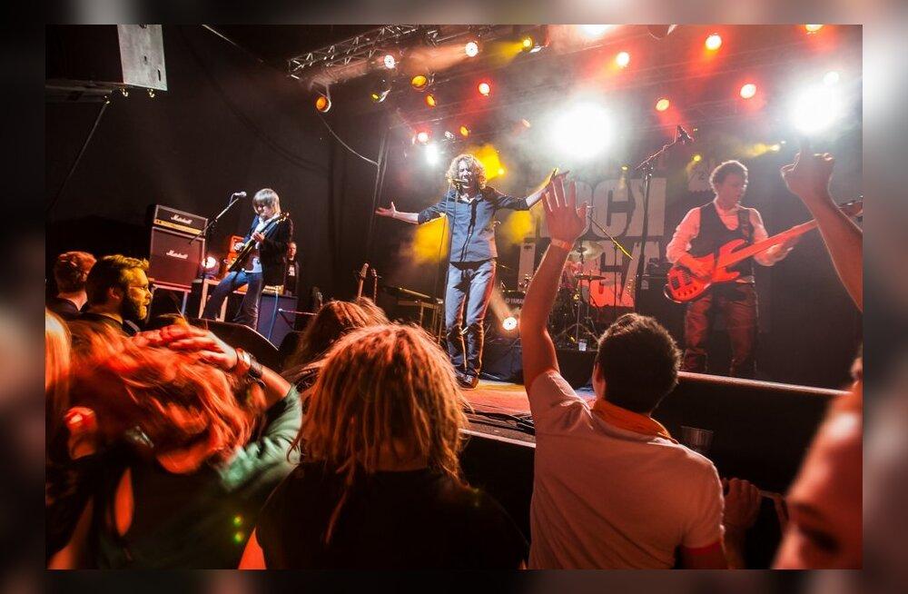 Dramamama: Rabarock on kui muusikute ja bändide suguvõsa kokkutulek!