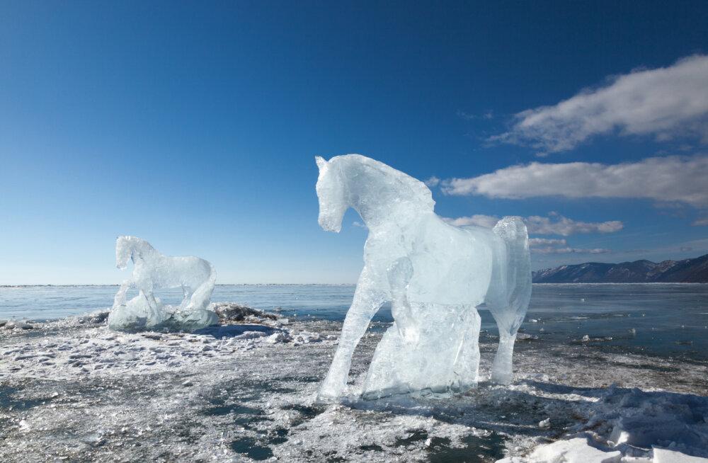 IMEILUS | Uskumatult kaunid talvised võlumaailmad, kuhu külmale vaatamata minna tasub