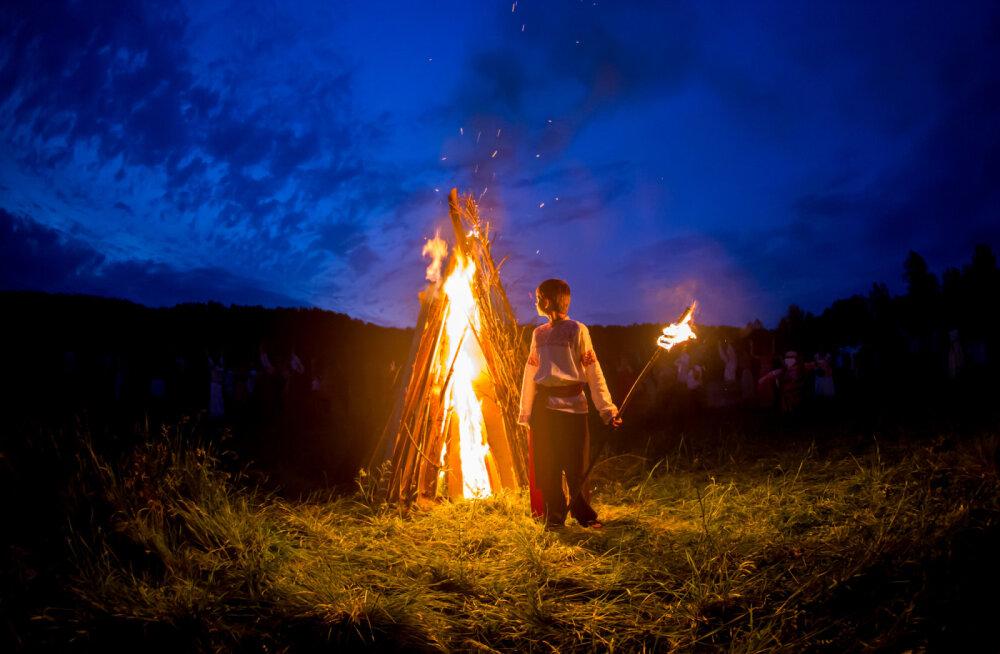 Jaanilaupäeva traditsioonid: 11 esivanemate maagilist toimingut, mis toovad õnne, ilu ja rikkuse