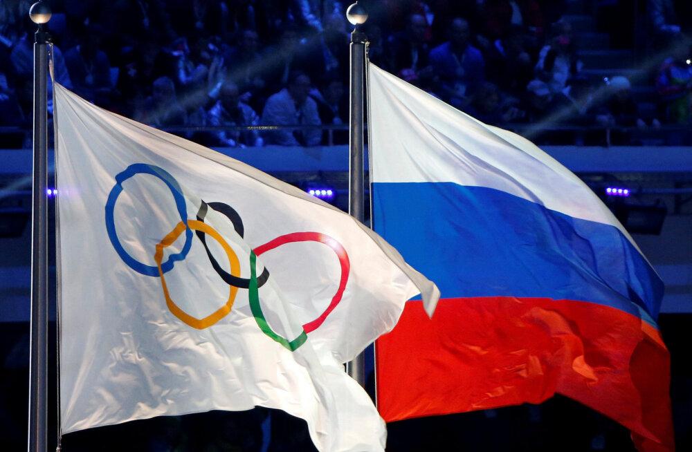 Kas koroona päästis Venemaa sportlased?