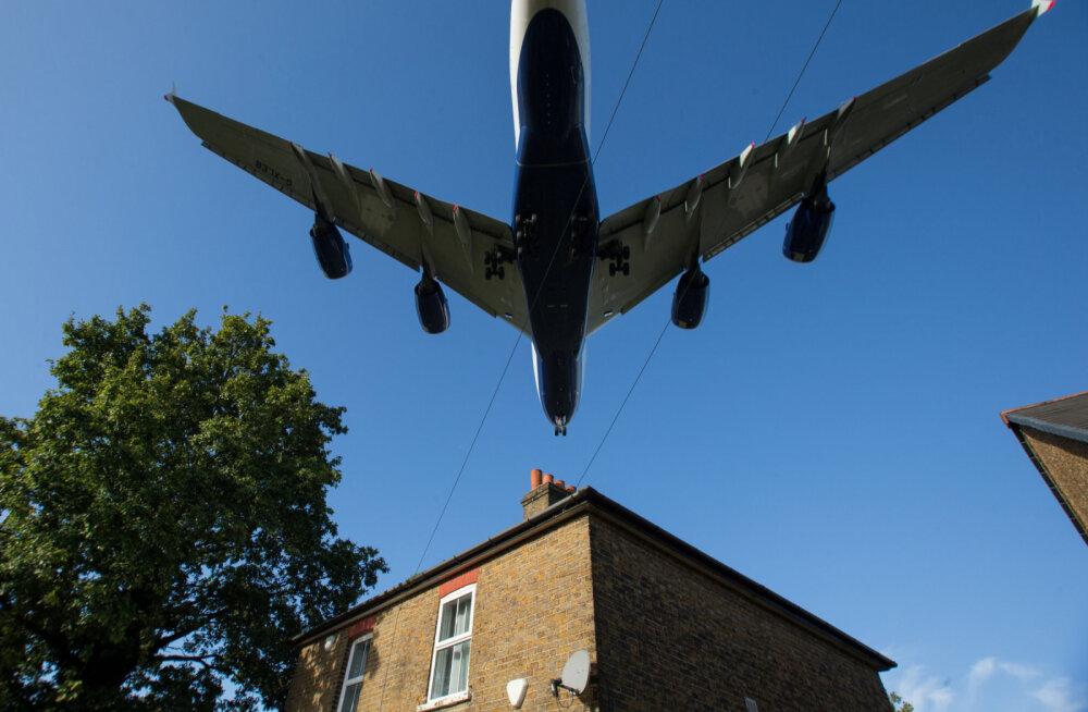 Голландия хочет ввести налог на полеты: Эстония может лишиться около 55 000 пассажиров в год