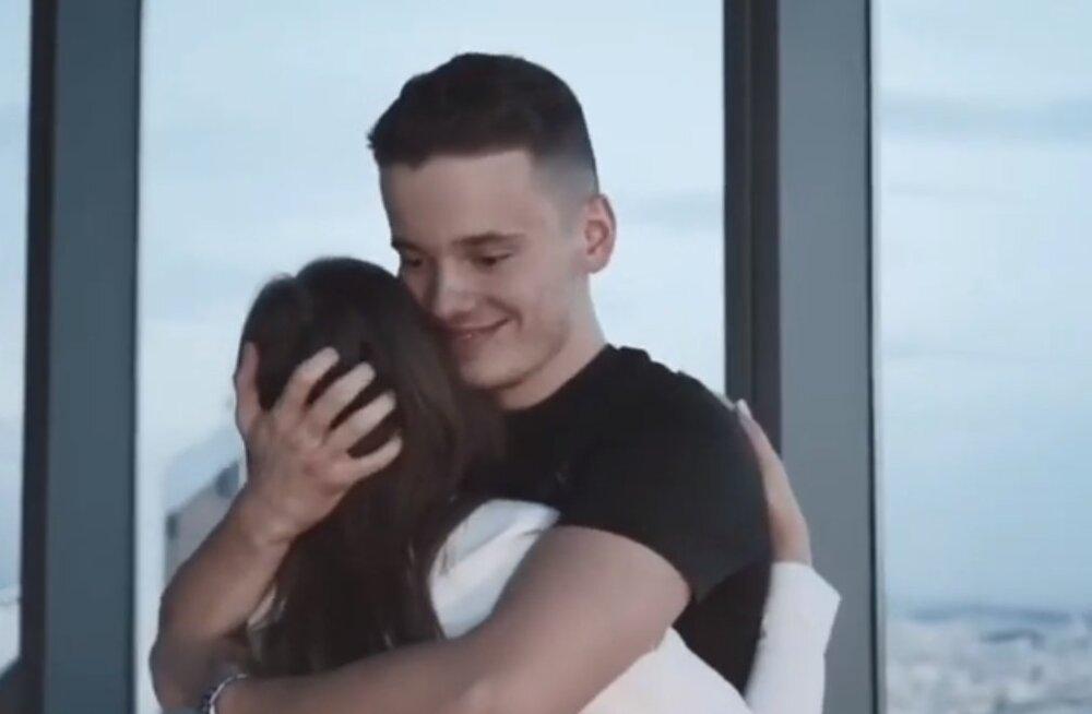 21-летний сын Валерии Арсений Шульгин женился