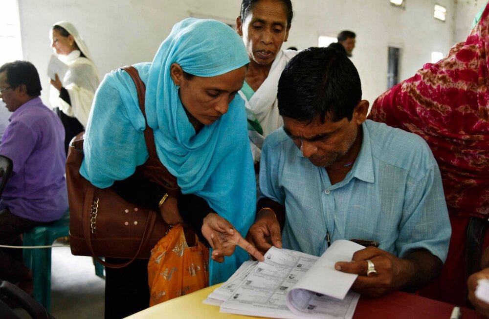 India soovib pea kaks miljonit inimest kodakondsusest ilma jätta
