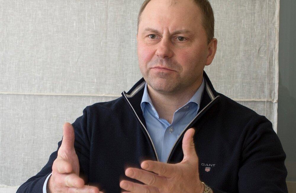 Aivo Pärn, OÜ UP Varud juhatuse liige