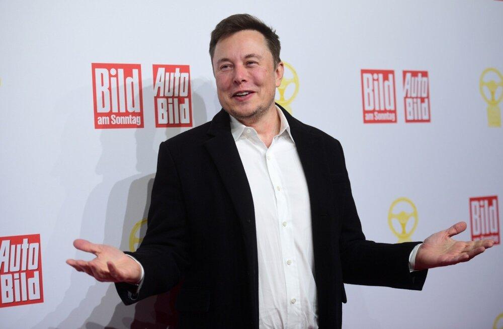 Elon Musk Berliinis