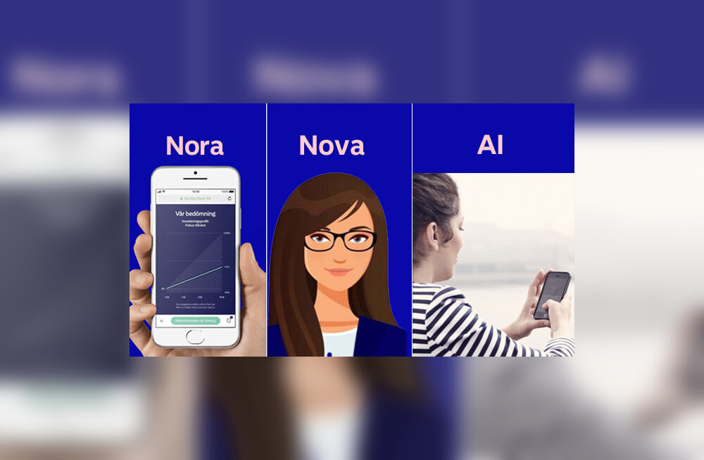 Nordea pani inimeste asemel investeerimisnõu andma roboti