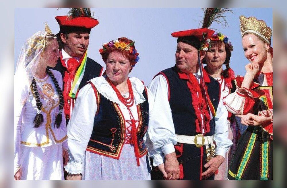 Фольклорный фестиваль Etnofest на Таллиннском Певческом поле