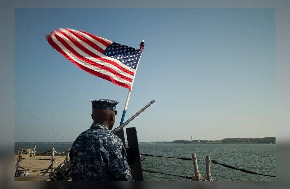 Новая стратегия США: флот сосредоточится в Тихом океане