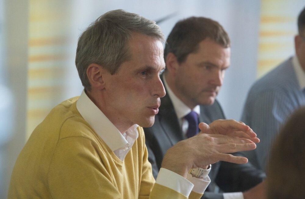 Bernatski komisjoni raporti esitlus Olümpiakomitees