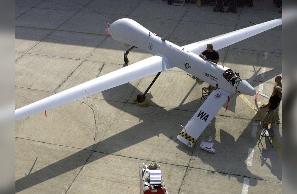 Ameeriklaste droonid on nakatunud eemaldamatu arvutiviirusega