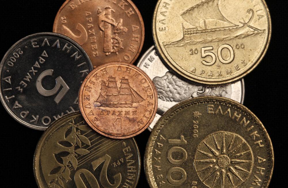 Saksa majandustargad: Kreeka peab hakkama oma raha kasutusele võtule mõtlema