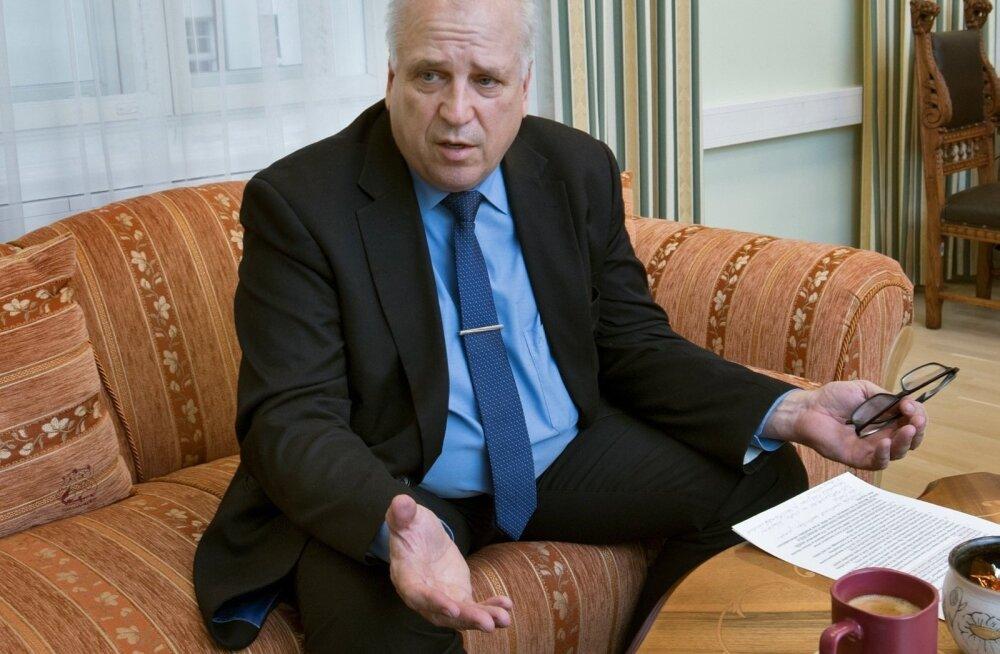 Цена ухода Марта Ярвика с поста министра составляет 30 000 евро