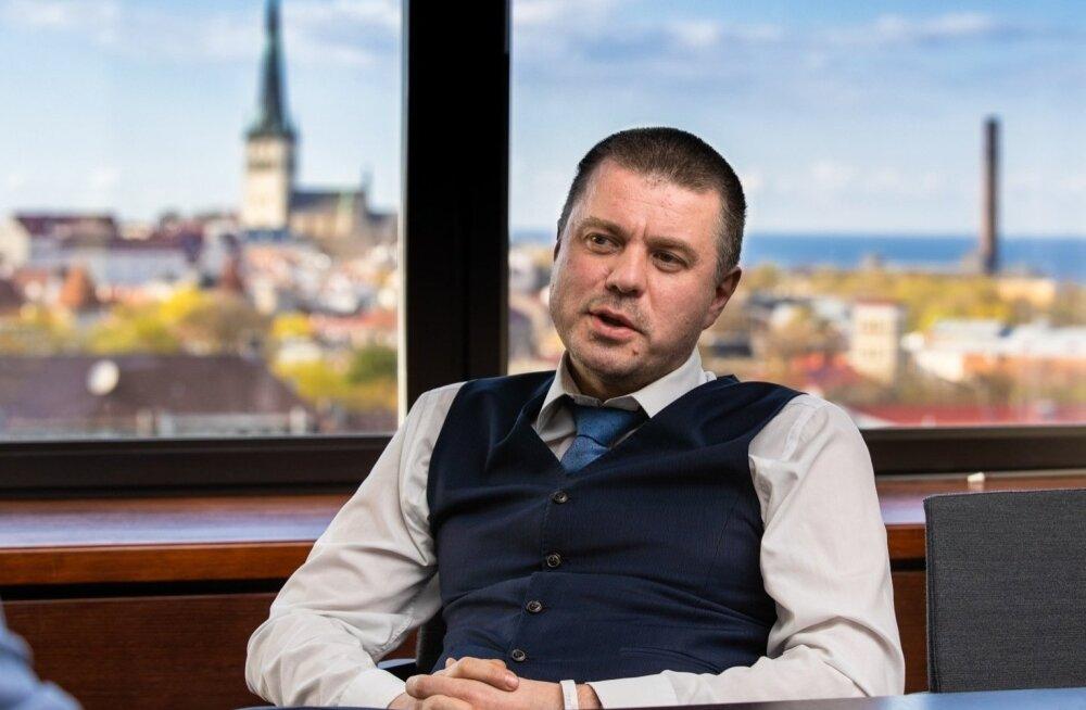 Мощное начало: новоиспеченный министр Рейнсалу поднимет в Брюсселе вопрос о новых санкциях в отношении РФ