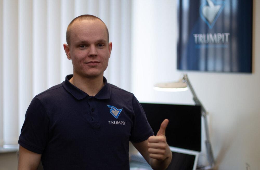Trumpit Solutions kliendid võivad olla Eesti ühed õnnelikumad IT teenuste kasutajad
